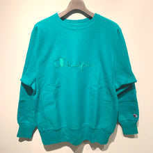 画像をギャラリービューアに読み込む, 90s Champion/LOGO Reverse Weave/MADE IN USA/ size L