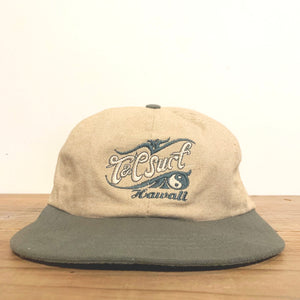 80s-90s Town & Country/snap back cap/MADE IN USA