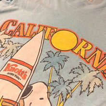 画像をギャラリービューアに読み込む, 70s COMIC RELIEF/Knott's BERRY FARM SNOOPY TEE/MADE IN USA