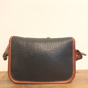 Timberland/Leather mini shoulder bag/MADE IN England