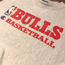 画像をギャラリービューアに読み込む, 90s Champion/NBA CHICAGO BULLS Reverse Weave/MADE IN USA/ size L