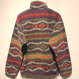 "90s patagonia/Synchilla Snap-T ""Sacajawea""/MADE IN USA/ size S"