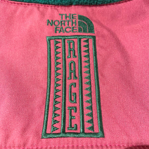 "90s THE NORTH FACE/""RAGE"" FLEECE JACKET/MADE IN USA/ size M"