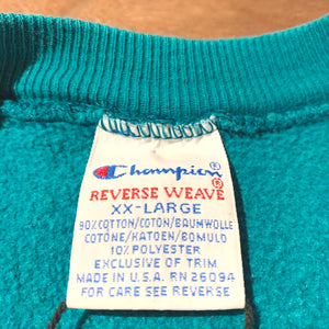 90s Champion/LOGO Reverse Weave/MADE IN USA/ size XXL