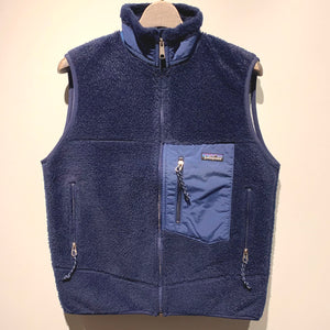 90s patagonia/Retro-X Vest/MADE IN USA/ size S