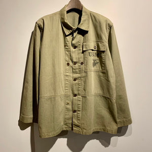 USMC/40s/WW2/P-44/HBT JACKET