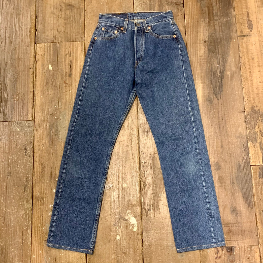 Levi's501/MADE IN USA/size 25×32/LADIES