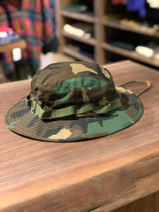 US ARMY/military hat/MIL-SPEC-H-43577/MADE IN USA/size 7 3/4