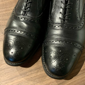 Allen Edmonds/Strand/Semi brogue/MADE IN USA/size 10 1/2 D/6115