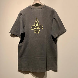 80s OLD stussy/LOGO T-Shirt/MADE IN USA/ size L
