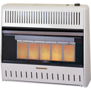 ProCom Reconditioned Natural Gas Ventless Infrared Heater - 30,000 BTU, T-Stat Control - Model