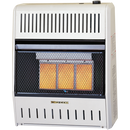 ProCom Reconditioned Dual Fuel Ventless Infrared Heater - 20,000 BTU, T-Stat Control - Model