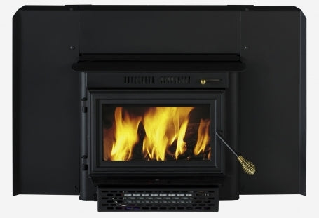 Summers Heat 1,500 Sq. Ft. Wood Fireplace Insert - Model