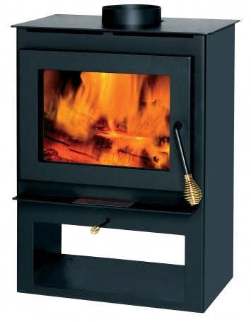 Summers Heat Tranquility 1,200 Sq. Ft. Wood Stove - Model