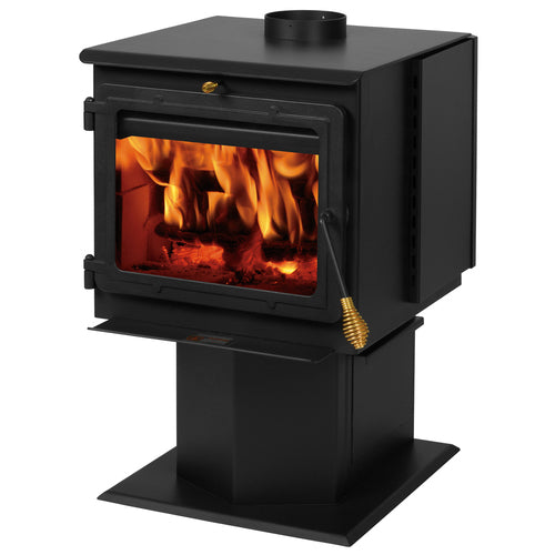 Summers Heat 1,800 Sq. Ft. Madison Wood Stove - Model