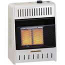 ProCom Reconditioned Dual Fuel Ventless Infrared Heater - 10,000 BTU, T-Stat Control - Model