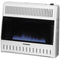 ProCom Reconditioned Ventless Liquid Propane Blue Flame Heater - 28,000 BTU, T-Stat Control - Model