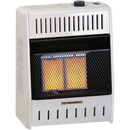 ProCom Dual Fuel Ventless Infrared Heater - 10,000 BTU, T-Stat Control - Model