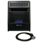 ProCom Reconditioned Liquid Propane Ventless Ice House Heater - 10,000 BTU, T-Stat Control - Model