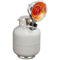 ProCom Tank-Top Propane Heater - Single Burner, 15,000 BTU - Model# PCTT15