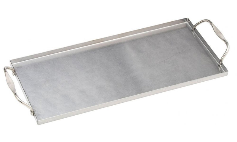 Bull BBQ Stainless Plank Saver with Side Handles
