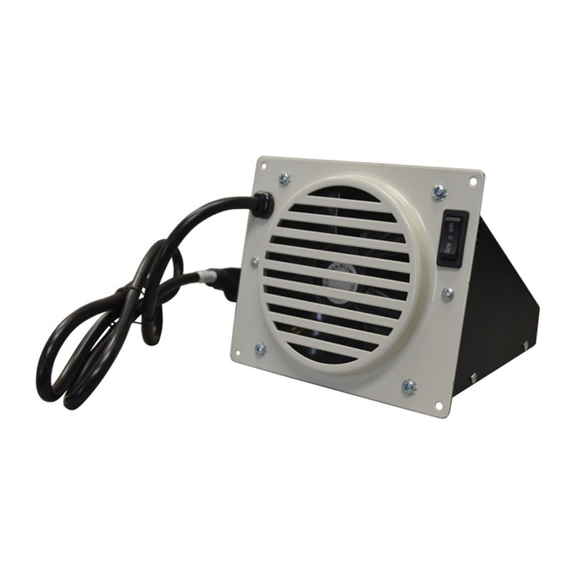 Fan Blower for Avenger MG Style Gas Space Heaters Greater than 10,000 BTU - White Finish - Model