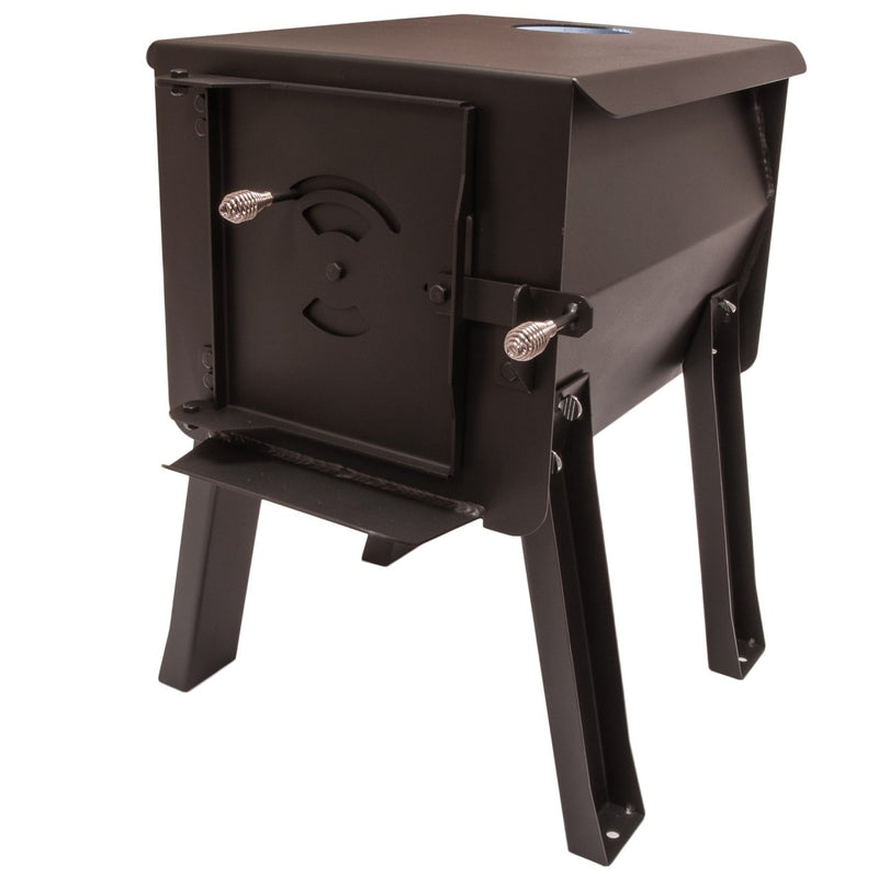Cub Portable Camping Wood Stove by England's Stove Works - Model