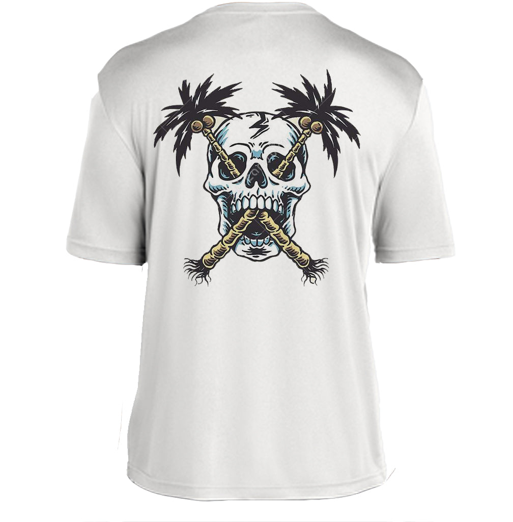 NEW! Palms and Skulls