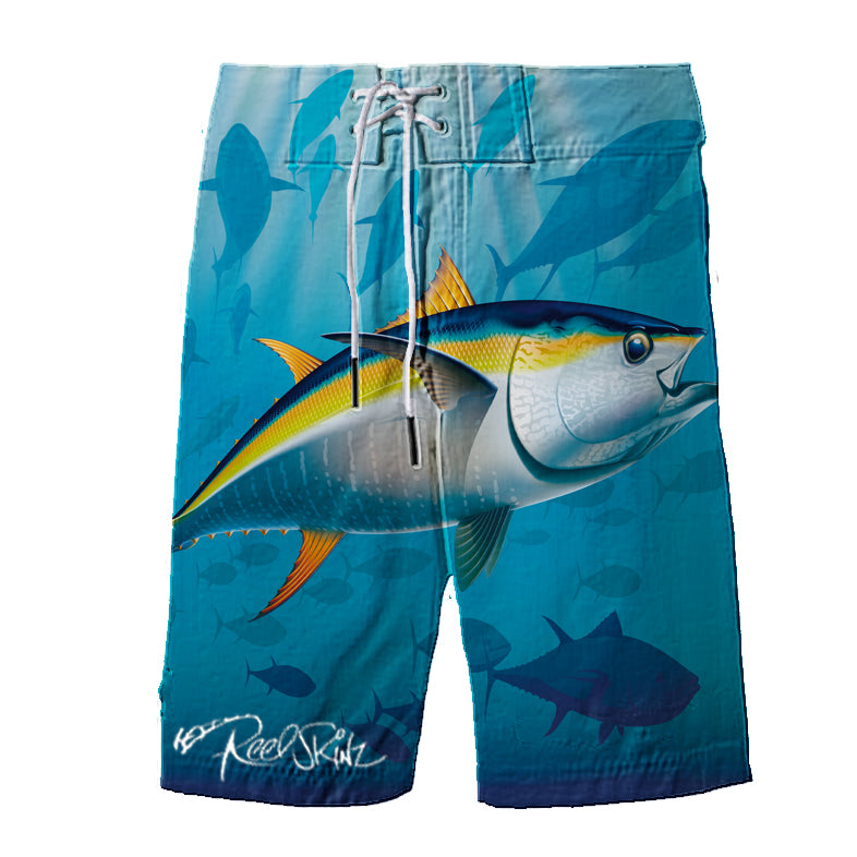 Mega Tuna Board Shorts