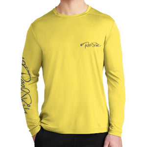 Solid Color Performance Shirt