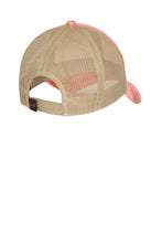 Load image into Gallery viewer, Ladies Pink Camo Hat