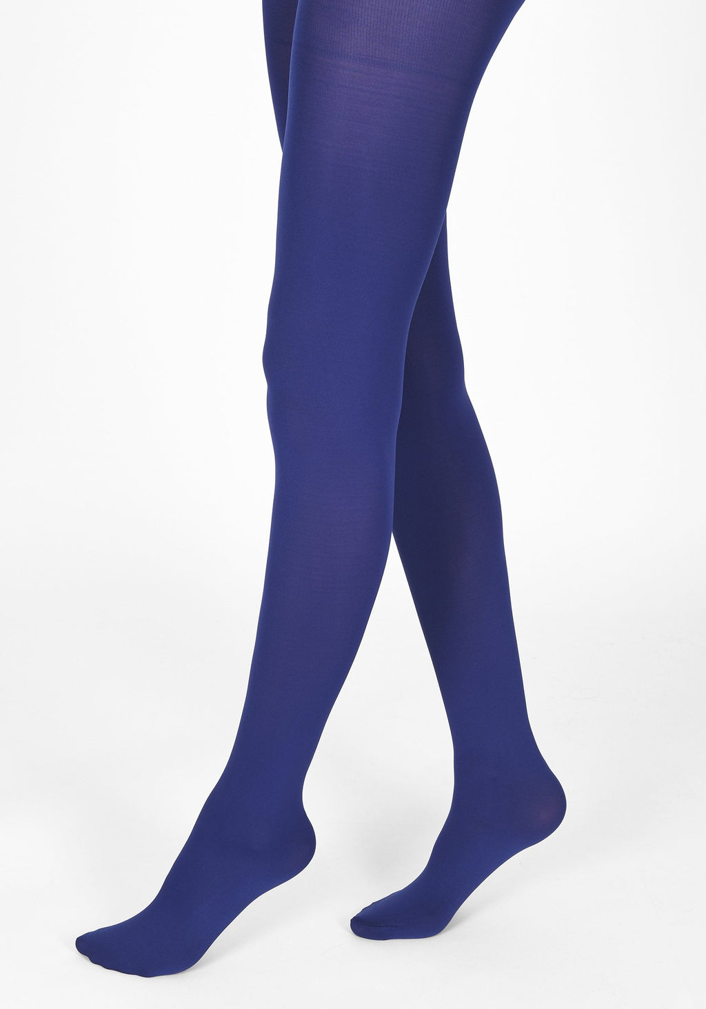 royal blue tights 100 denier 1