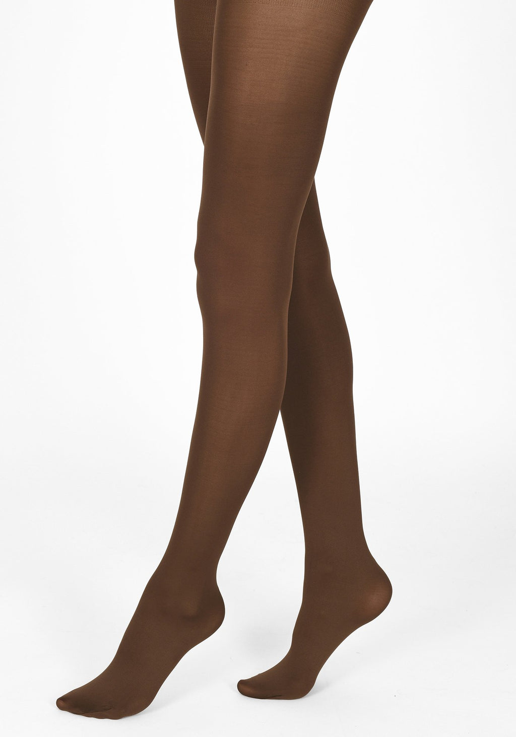 dark brown tights 60 denier 1