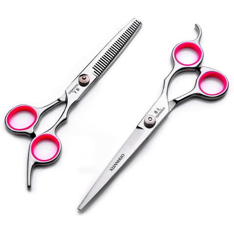 Stainless steel scissors for pets