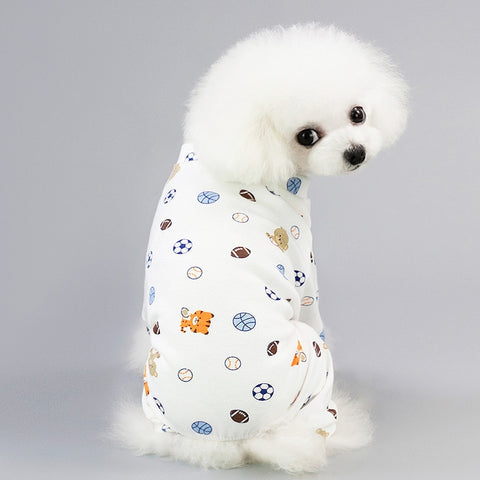 Funny pet jumpsuit pijamas