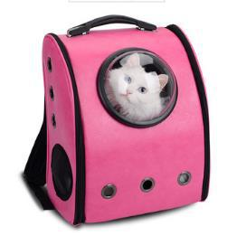 Astronaut backpack for pets