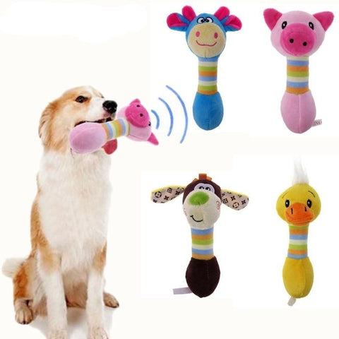 Animal toys for dogs