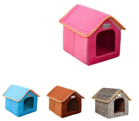 Stylish house for pets