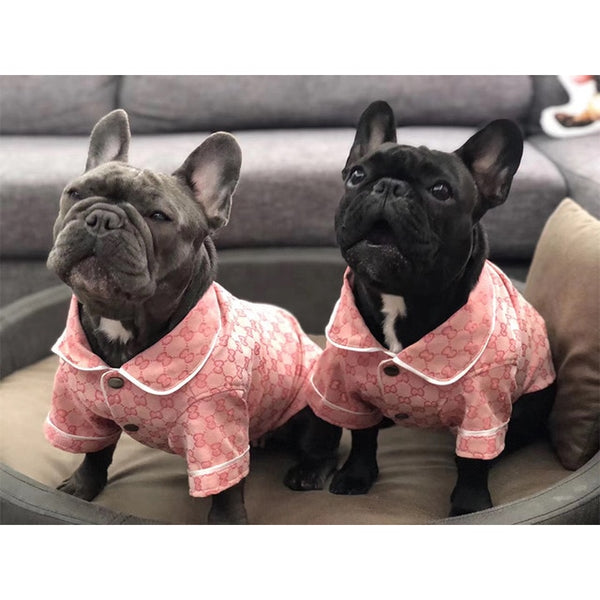 Pet fashion outfits