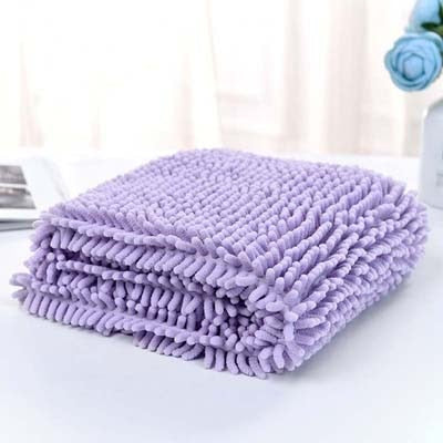 Ultra-absorbent soft pet towel