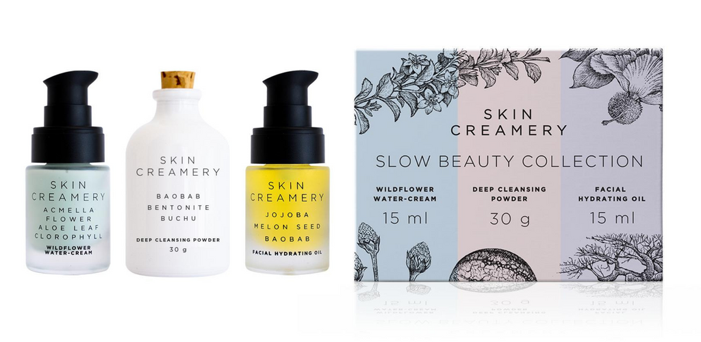 Skin Creamery Slow Beauty Collection