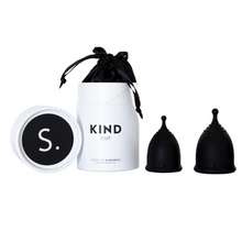 Load image into Gallery viewer, KIND CUP - Soft Silicone Menstrual Cup