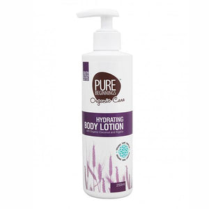 Pure Beginnings - Hydrating Body Lotion With Organic Coconut & Kigelia (250ml) - SEEDS OF KINDNESS