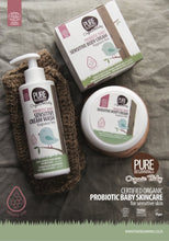 Load image into Gallery viewer, Pure Beginnings - Probiotic Baby Sensitive Body Cream, Fragrance Free (250ml) - SEEDS OF KINDNESS