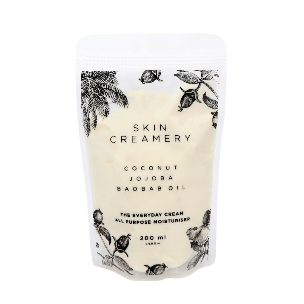 Skin Creamery - Everyday Cream Refill 200ml - SEEDS OF KINDNESS