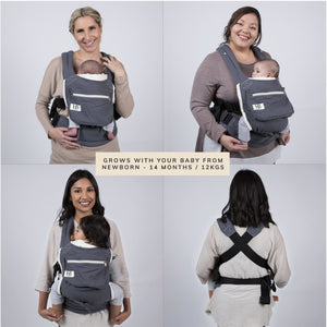 Ubuntu Baba - Stage 1 Baby Carrier - SEEDS OF KINDNESS