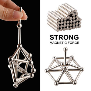 Magnetic Sticks & Steel Balls
