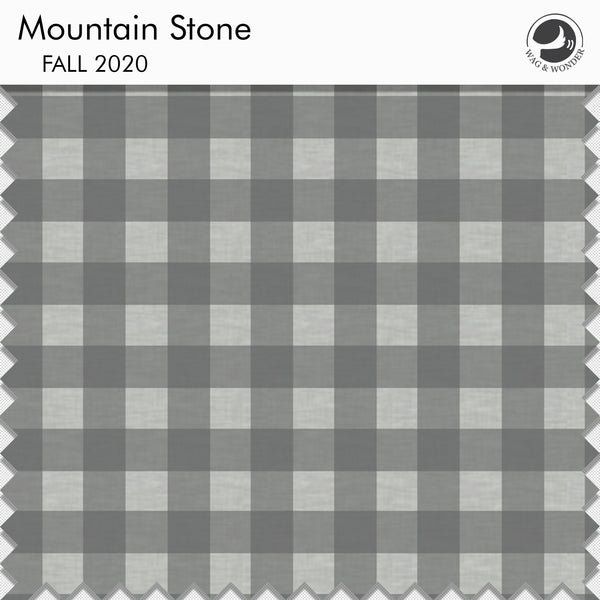 Mountain Stone Fabric Swatch from Fall 2020 Collection