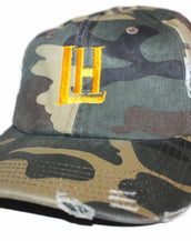 LUXE Addiction Destroyed Hat
