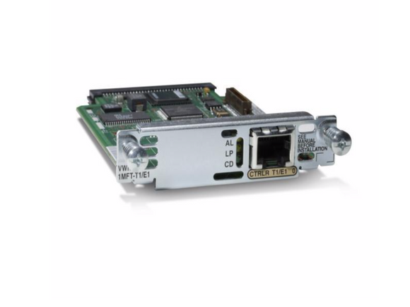 Cisco Systems VWIC3-1MFT-T1/E1 - Esphere Network GmbH - Affordable Network Solutions